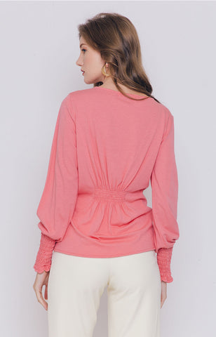 Margarita Knotted Top