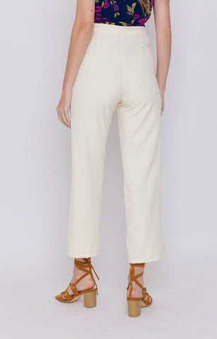 Luvenia Straight Cut Pants