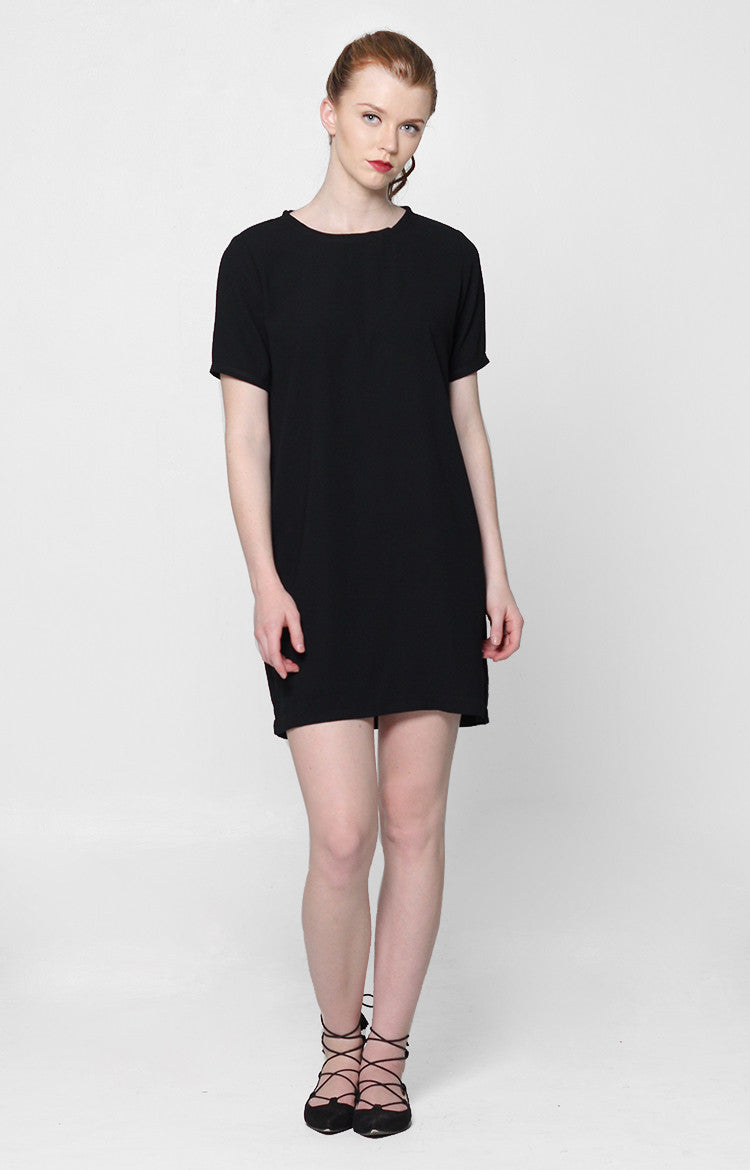 Patty Ang x AVA Erika Dress in Black