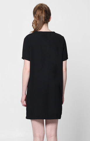 Erika Dress - Black