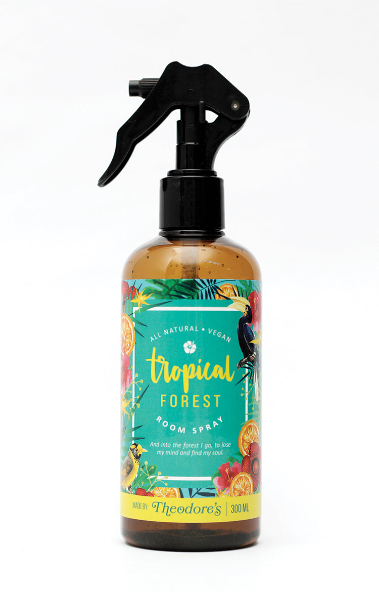 Tropical Forest Room Spray