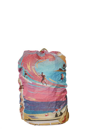 Beach Life Backpack Cover