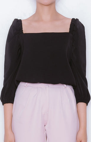 Tori Top in Black