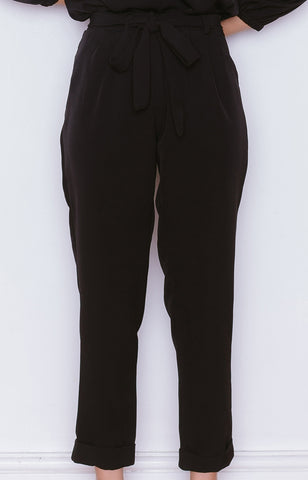 Ume Pants in Black