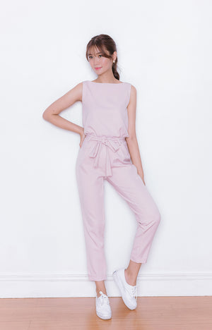 Ume Pants in Blush