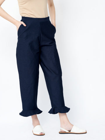 Carmi Cropped Pants
