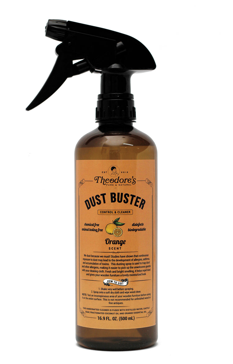Dust Buster Control and Cleaner 500ml