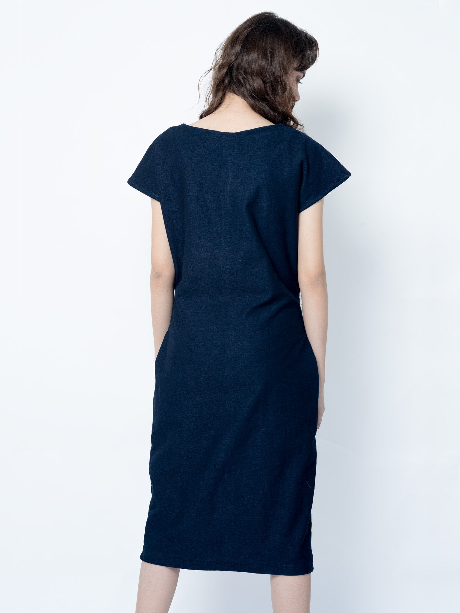 Ola Knot Dress