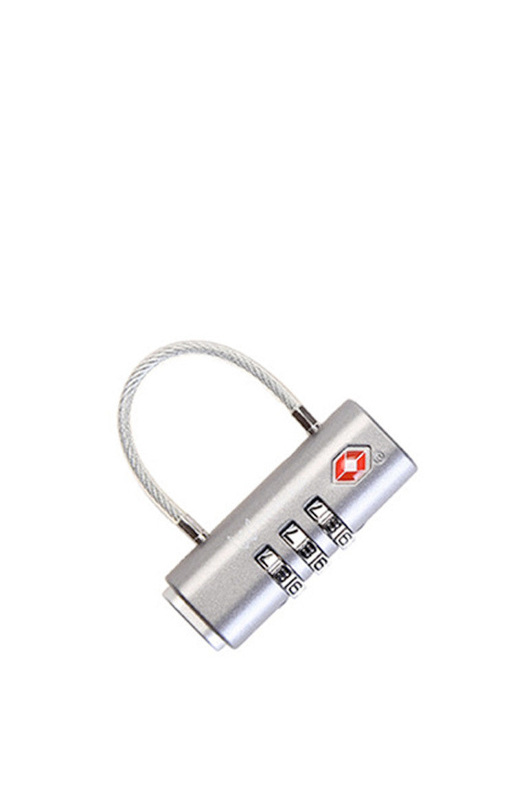 Metal TSA-A Travel Lock
