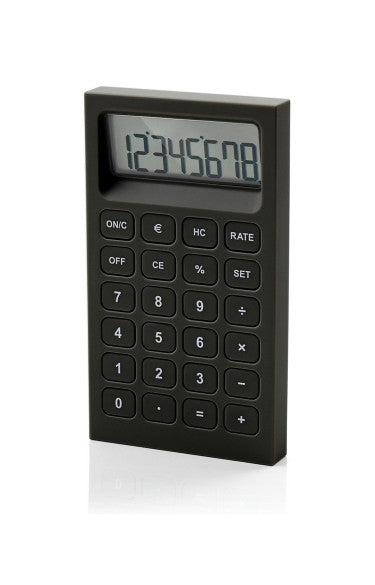 Buro Calculator - Black