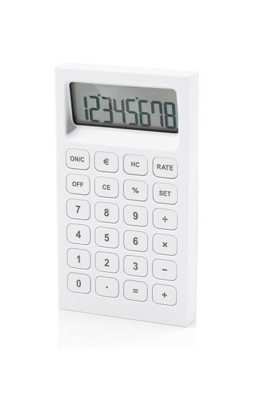 Buro Calculator - White