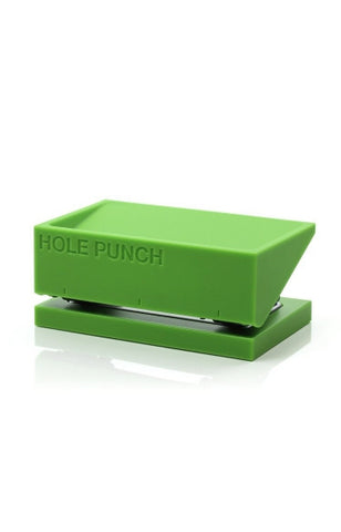 Buro Hole Puncher - Green