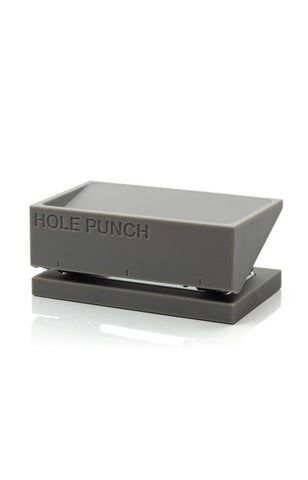 Buro Hole Puncher - Grey