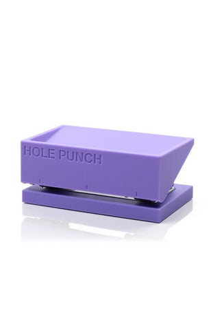 Buro Hole Puncher - Purple