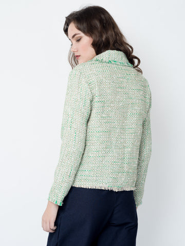 Amina Jacket in Green
