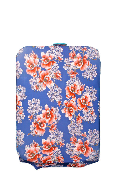 Cherry Blossoms Luggage Cover