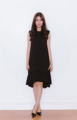 Haru Dress in Black