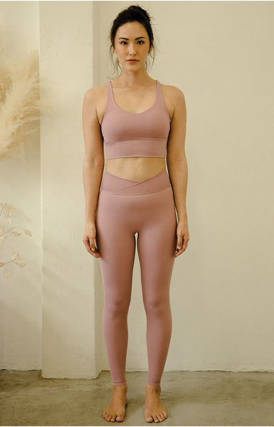 Acceptance Performance Tights in Ash Rose