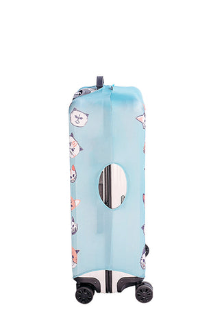 Cool Cats Luggage Cover Luggage Cover