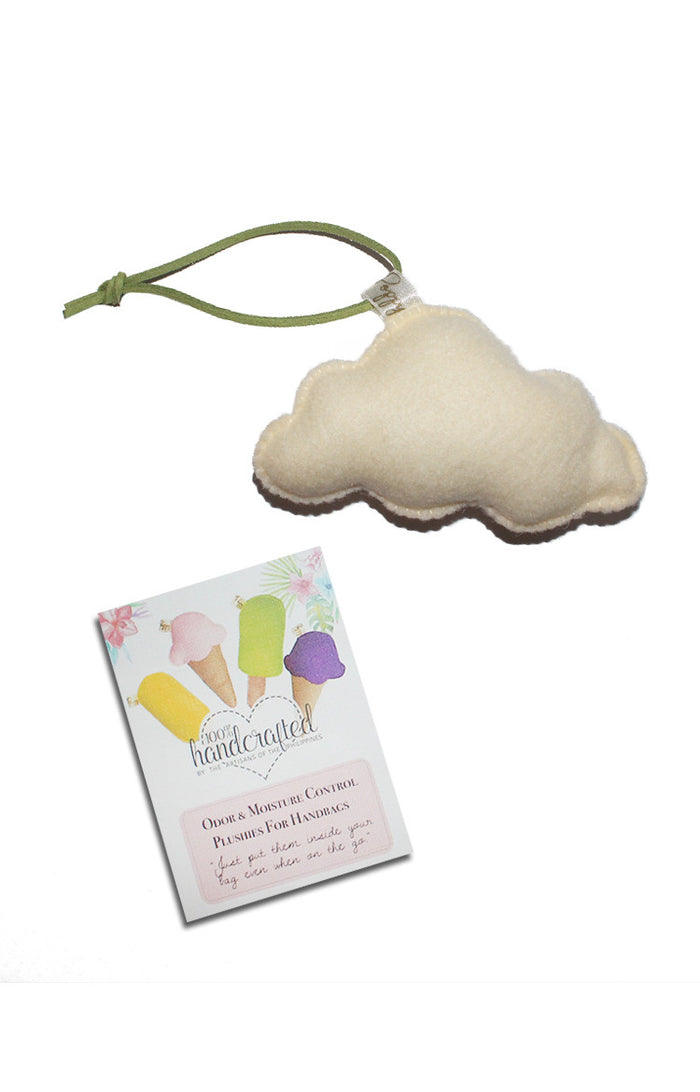 CLOUDS  ODOR AND MOISTURE CONTROL PLUSHIES