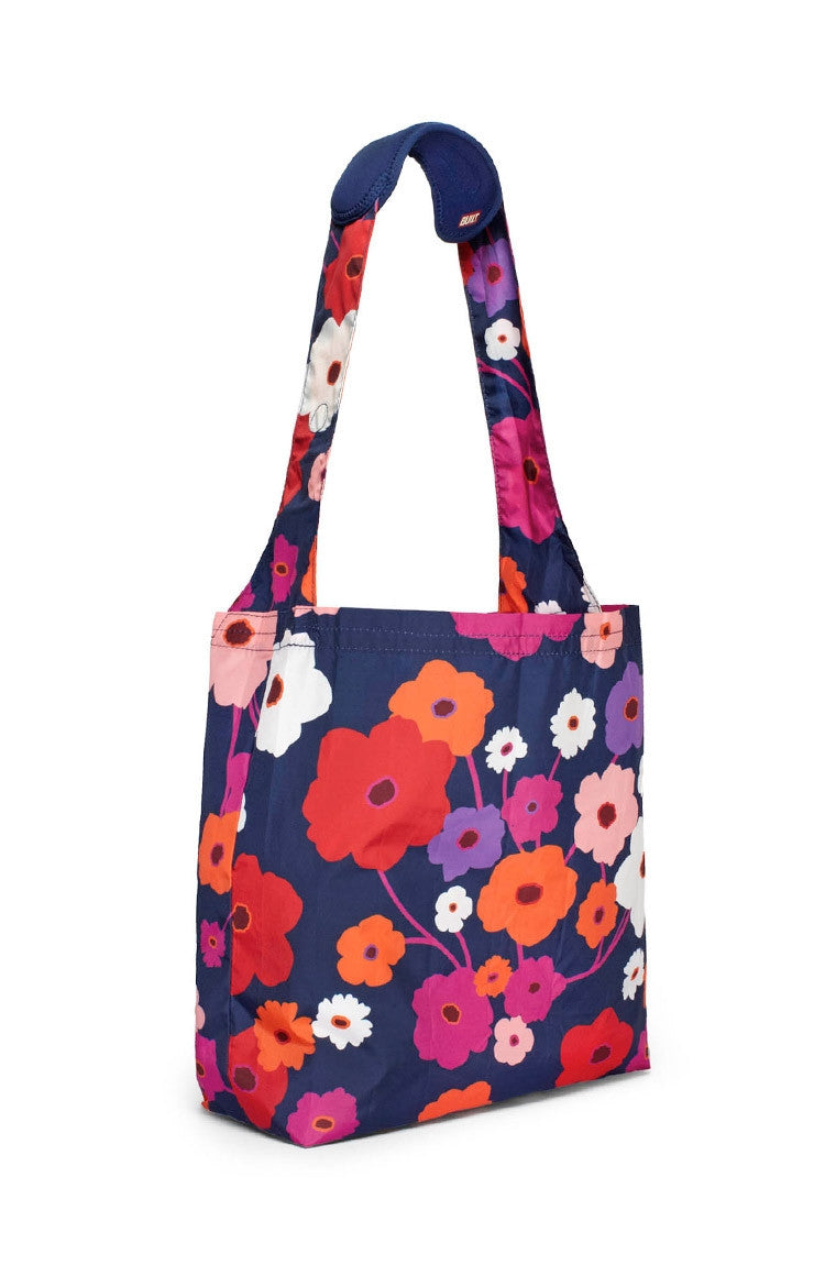 Comfy Reusable Shopping Tote - Lush Flower