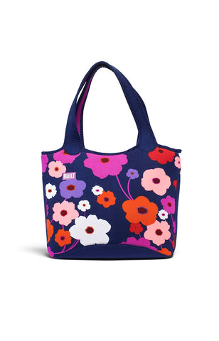 Everyday Shoulder Tote - Lush Flower