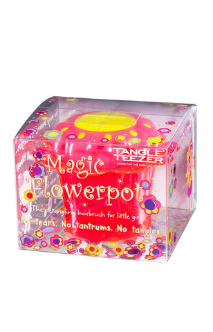 Magic Flower Pot-Princess Pink