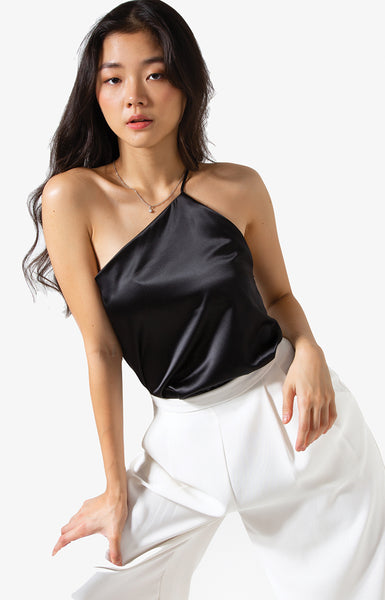 Asymmetrical Top (Black)