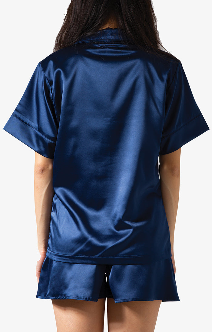 Pyjama Set (Navy Blue)