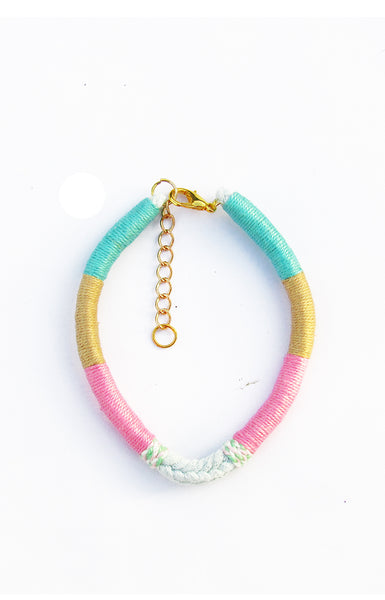 Earthbound Rope Bracelet