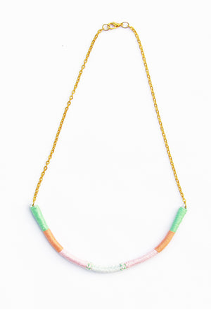 Jaipur Summer Necklace