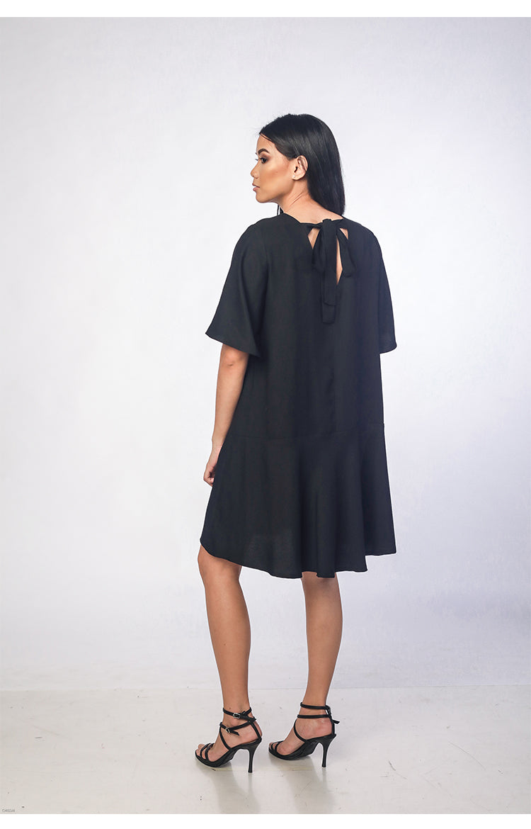 Joanna Dress in Black