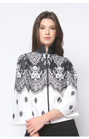 Duchess Cape Top