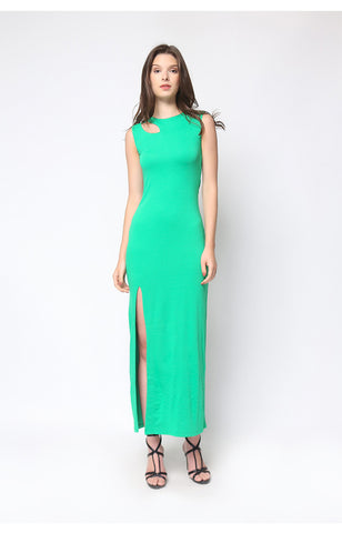 Bella Maxi Dress Green