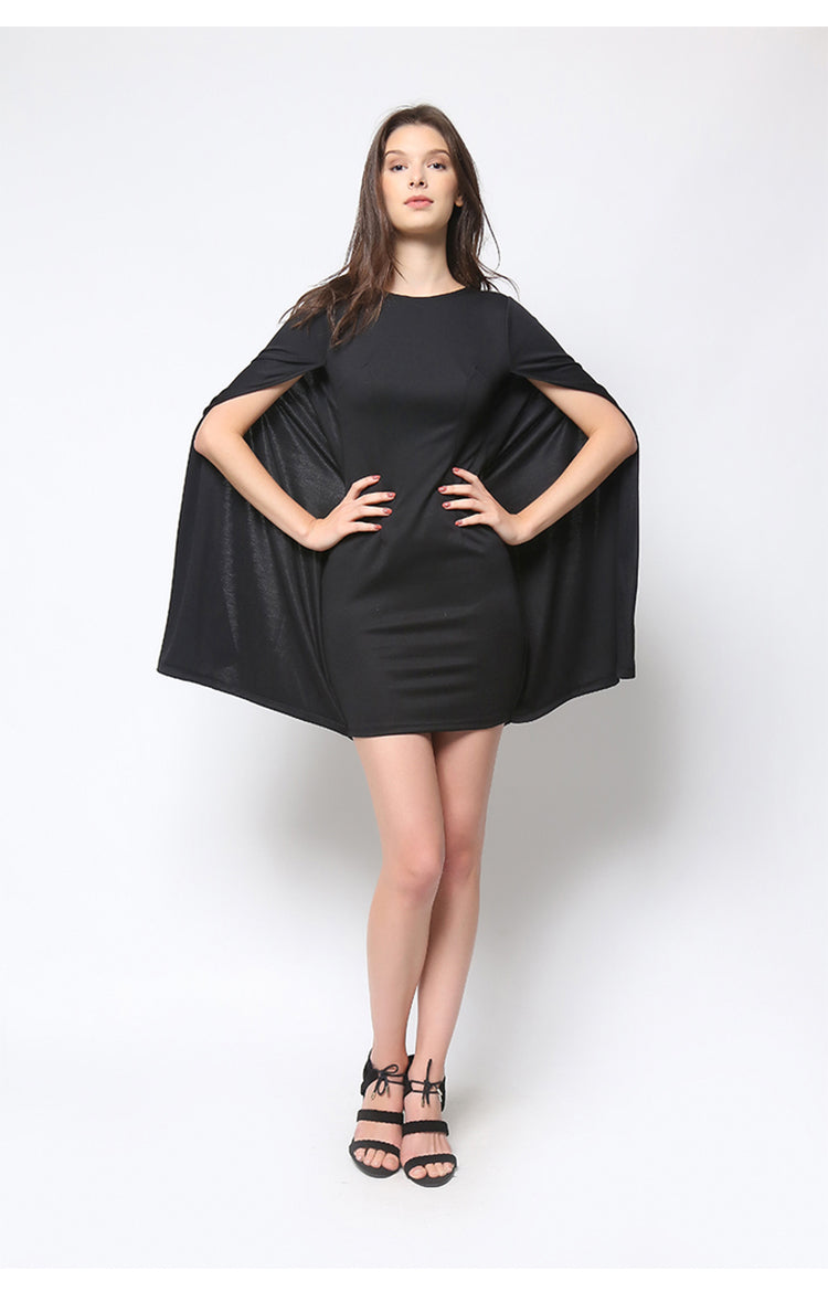 Khaleesi Dress Black