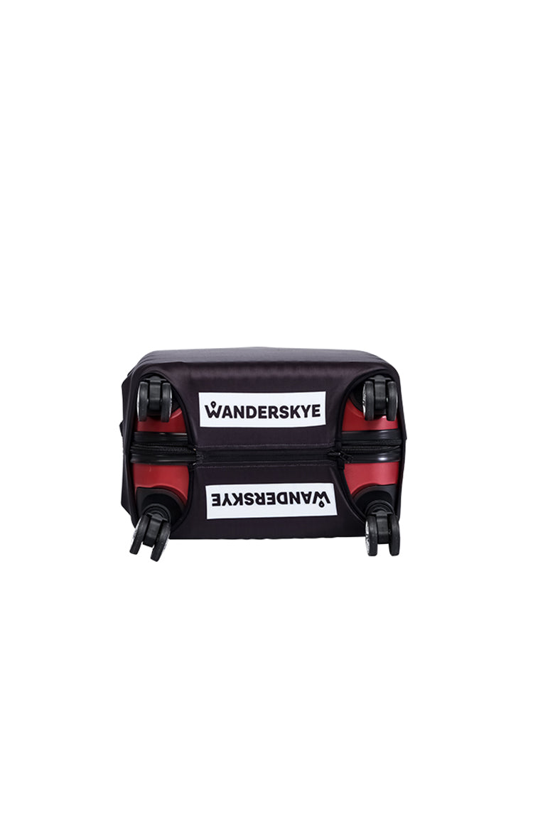 Wanderskye Bucket List Reversible Luggage Cover