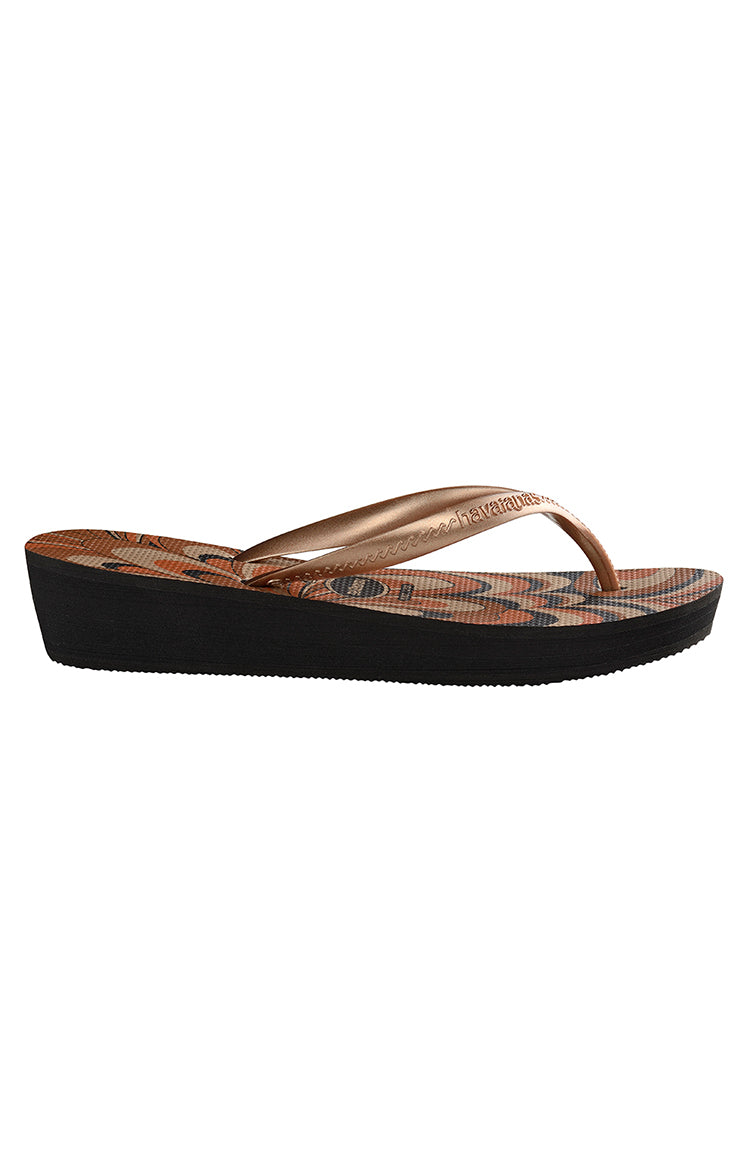 1c7341cd482f0 Havaianas Highlight II 18 in Black Rose Gold – AVA