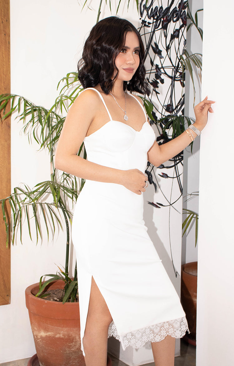 Alessi Dress in Off-White
