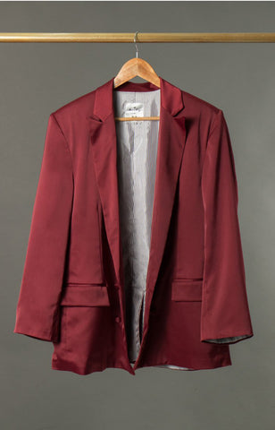 George Blazer in  Maroon