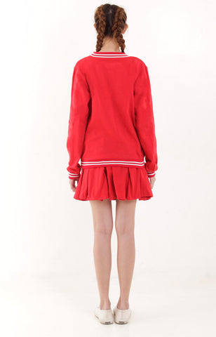 TNBOC Sweater -Red