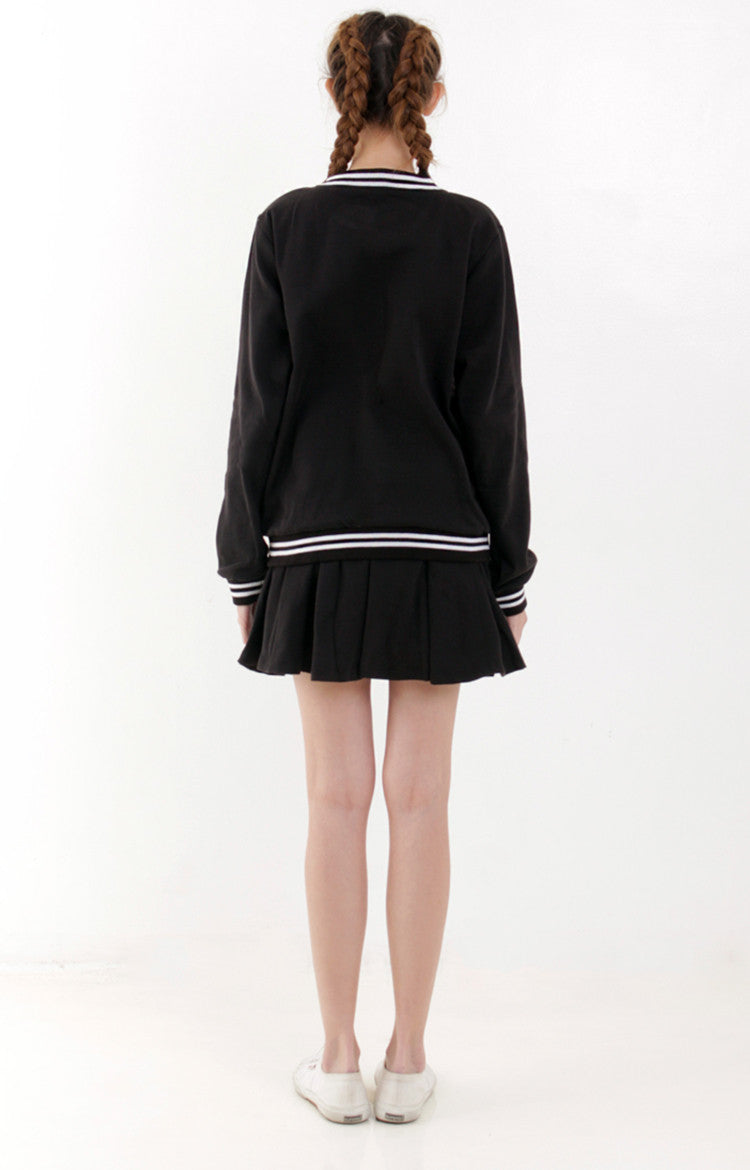 TNBOC Sweater -Black