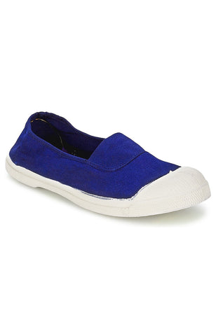 Tennis Elastique Femme - Bright Blue