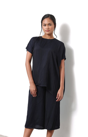 9d863918b2f81 Nyon Culottes Pants in Navy Nyon Culottes Pants in Navy. Quick View. Better  Basics