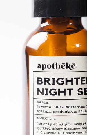 Brightening Night Serum