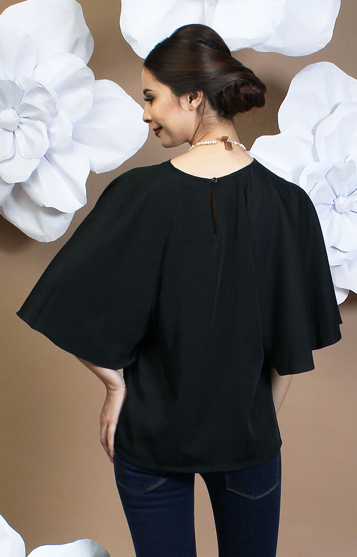 Calla Blouse - Black