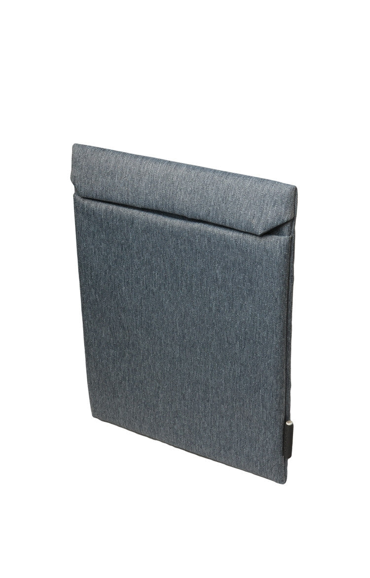 Cote&Ciel Fabric Pouch for iPad - Navy Melange