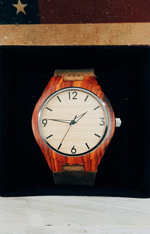 Crafted and Worn - Ynigo Red Sandalwood