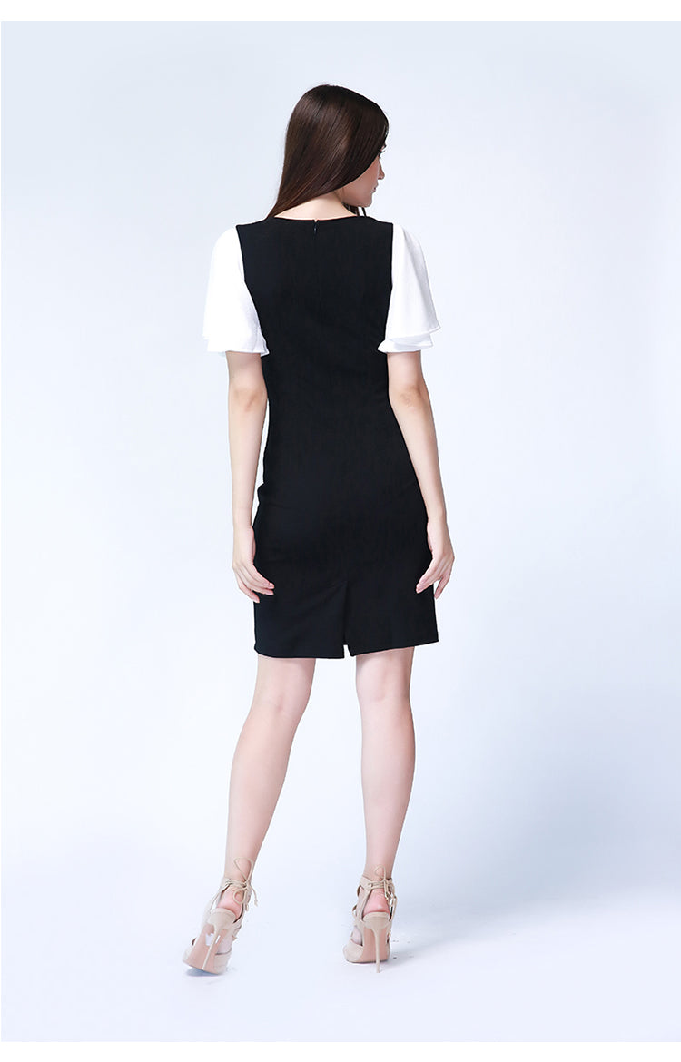Zsa Zsa Dress In Black