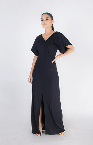 Tamara Maxi Dress in Black