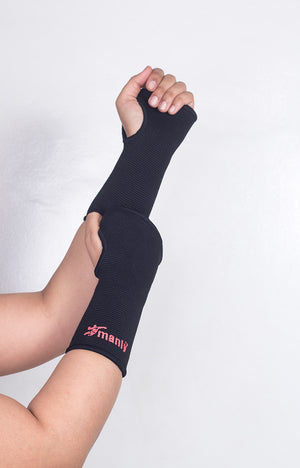 Elastic Wrist & Palm Support (20-07) *Comes In Pair